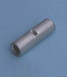 Close up image of Copper Tubular splice (CZ-type)