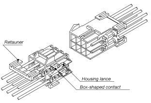Schematic photo of ZL Connector