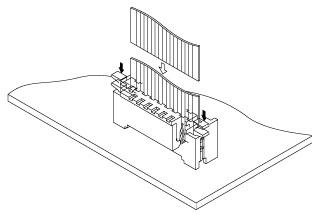 Schematic photo of FDZ Connector