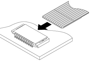 Schematic photo of FHJ Connector