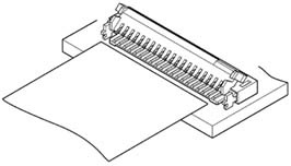 Schematic photo of FHSY Connector