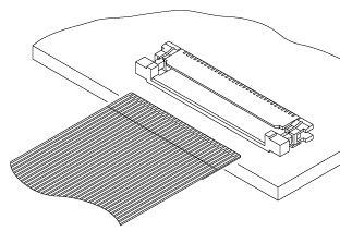 Schematic photo of FKZ Connector