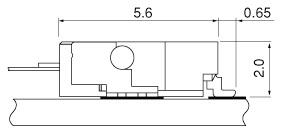 Schematic photo of FLZX Connector