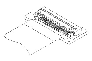 Schematic photo of FXY Connector