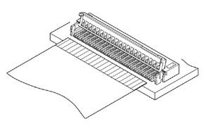 Schematic photo of FXZ Connector