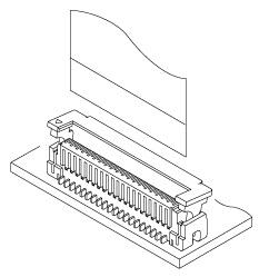 Schematic photo of FXZT Connector