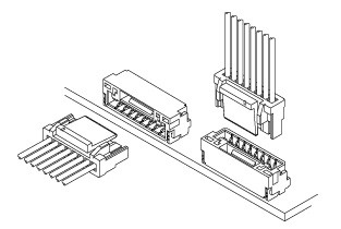 Schematic photo of GH Connector
