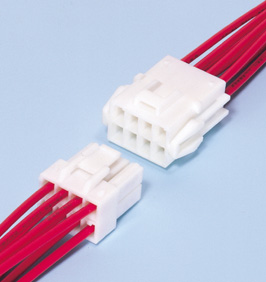 Close up image of HL connector (W to W)