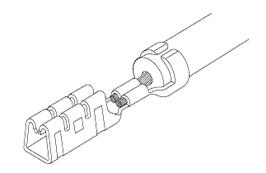Schematic photo of IG Connector