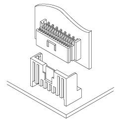 Schematic photo of JET Connector