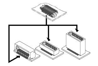 Schematic photo of JMC Connector