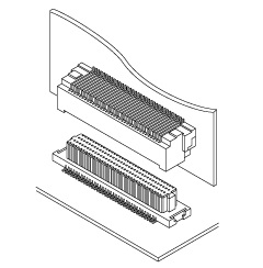 Schematic photo of JMD connector