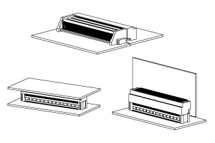 Schematic photo of JU Connector