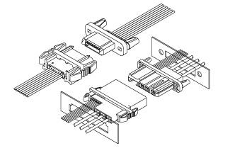 Schematic photo of RIZ Connector