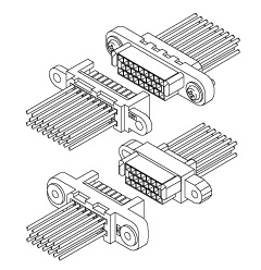 Schematic photo of RPJ Connector