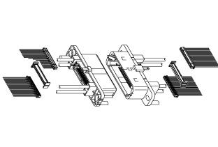 Schematic photo of RPZ Connector