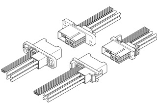 Schematic photo of RWZ Connector