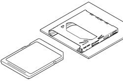 Schematic photo of SDK Connector