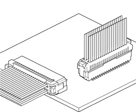 Schematic photo of SHLD Connector