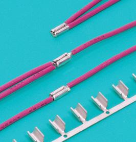 Close up image of SPC splice