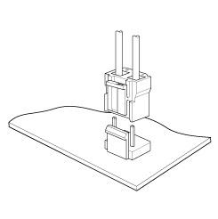 Schematic photo of VA Connector
