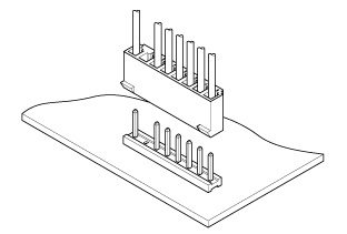 Schematic photo of VB Connector
