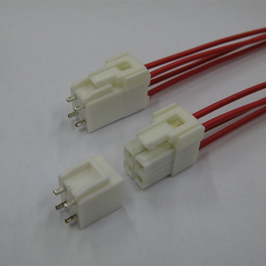 Close up image of VL Connector (HIGH CURRENT TYPE) (W to B)
