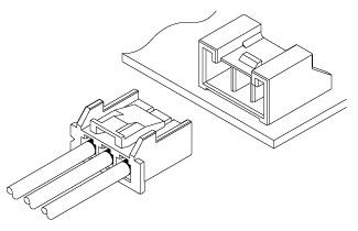 Schematic photo of VU Connector