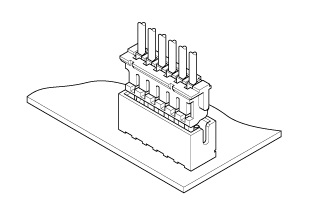 Schematic photo of ZH Connector