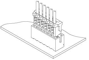 Schematic photo of ZR Connector