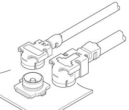Schematic photo of AYU1 Connector