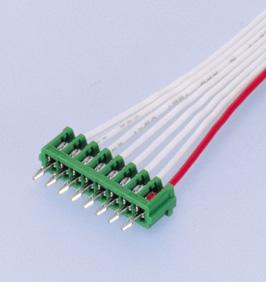 Close up image of DA Connector